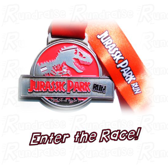 Jurassic Park Run Virtual Race 5k Enter the Race