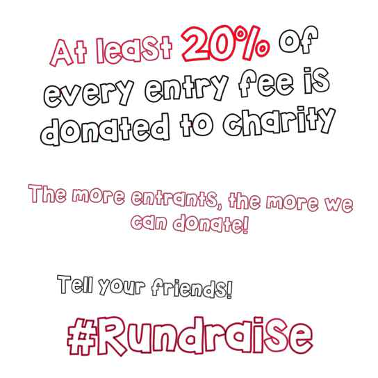 Rundraise Virtual Races Raise Money for Charity